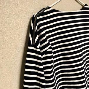 Everlane Dresses - Everlane Womens The Breton Cotton Striped Dress 8